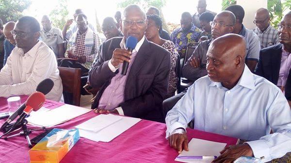 COTE D'IVOIRE: L'opposition à l'épreuve de la dictature moribonde
