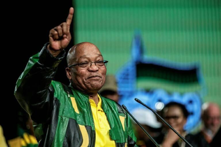 Afrique du Sud: La motion de défiance contre Zuma sera votée à bulletin secret.