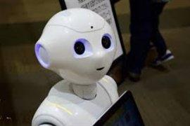 Innovation: En RD Congo, un robot nommé comme responsable de la clientèle