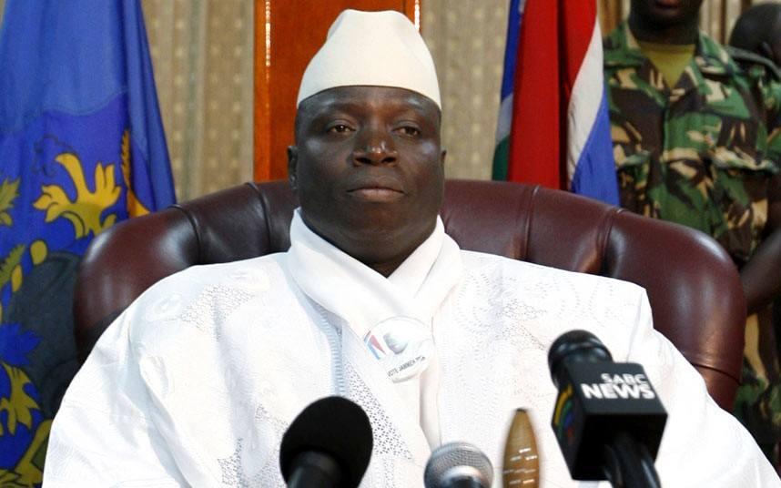 GAMBIE: Le panaficaniste KEMI SEBA soutient le Volte-face de YAHYA Jammeh après les menaces de transfèrement à la CPI