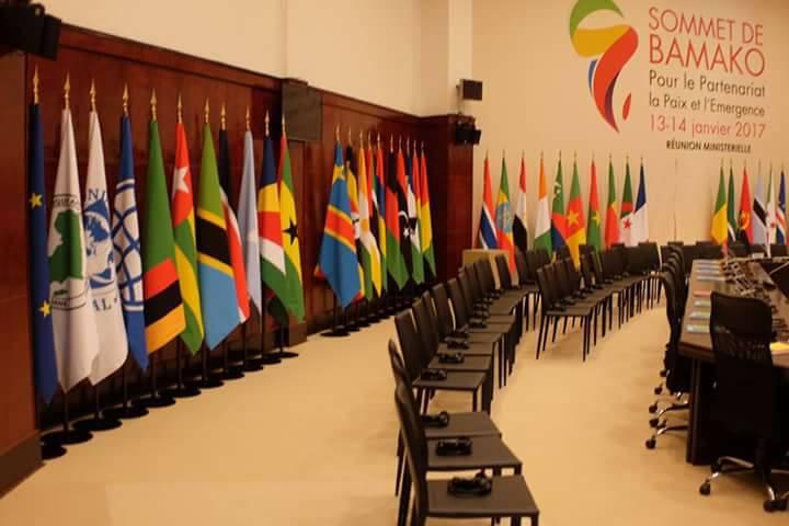 Sommet Françafrique 2017 à Bamako