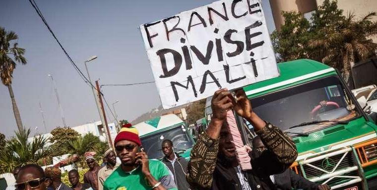 LA FRANCE, POMPIER ET PYROMANE AU MALI