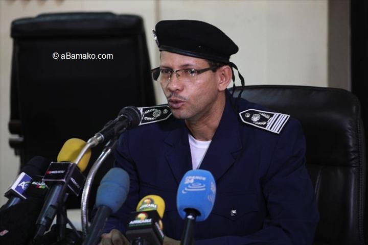 MALI POLICE: COMPARUTION DE HUIS POLICIERS SYNDICALISTES EN CONSEIL DE DISCIPLINE