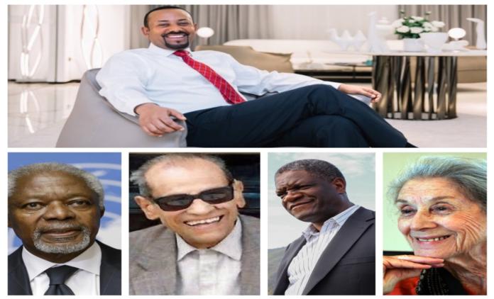 Prix Nobel africains de 1951 à 2019: l'Afrique francophone encore à la traîne