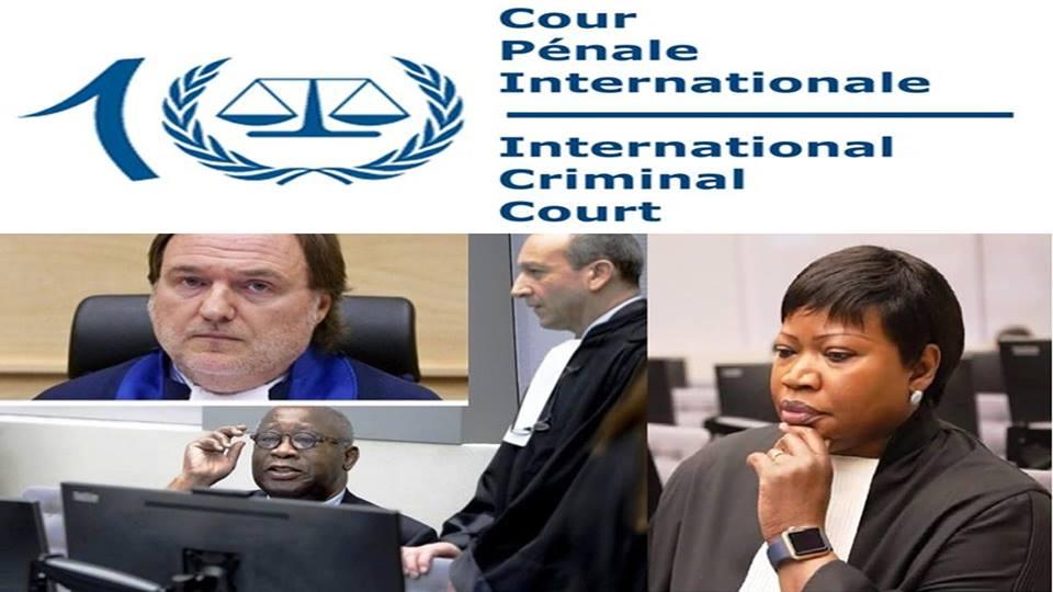 JUSTICE INTERNATIONALE. À BAS LA CPI !