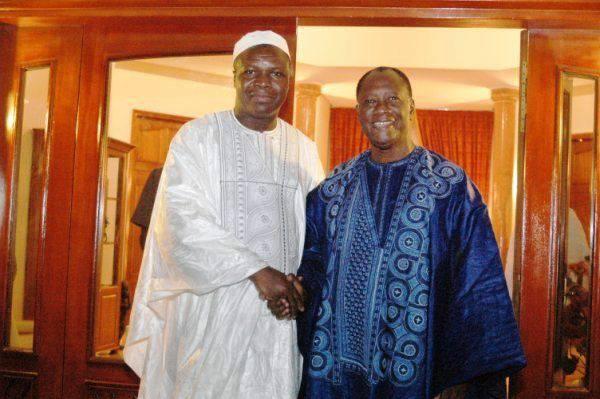 Côte d'Ivoire: Albert Mabri Toikeusse viré!