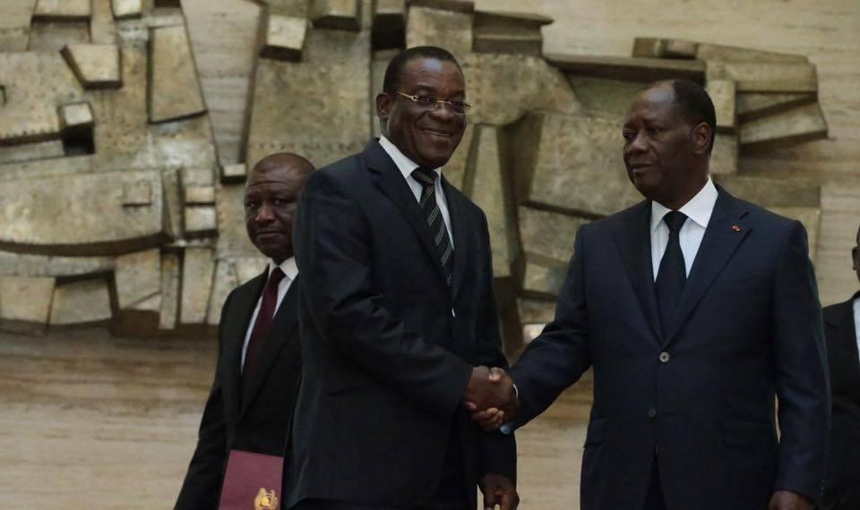CÔTE D'IVOIRE: OPPOSITION ET BOUFFONNERIE, AFFI réconforte ses détracteurs...