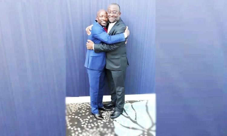 Visite à la Haye : Voici pourquoi Charles Blé Goudé a reçu Gervais Coulibaly, un homme du régime Ouattara