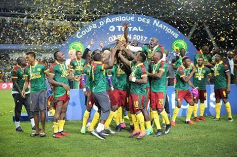 CAMEROUN: CAN 2019