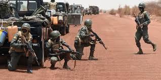 MALI: ARMÉE MALIENNE, UNE ARMÉE À L'IMAGE DE L'ÉTAT MALIEN!!!
