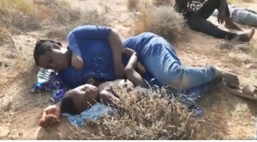 Fin du calvaire pour les 36 migrants ivoiriens abandonnés dans le désert
