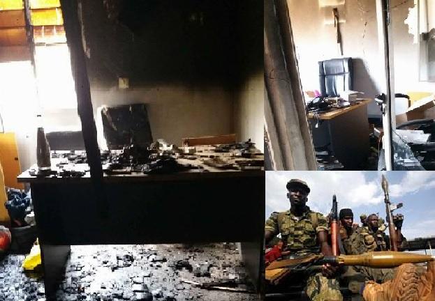 RCI: Le Régime De La Haine:  Les Militaires En Colères
