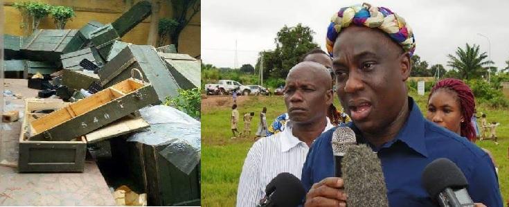 RCI: Mutineries : Découverte d'armes au domicile de  M. KAMAGATE Souleymane dit Soul To Soul.  Acte légal ou illégal ?