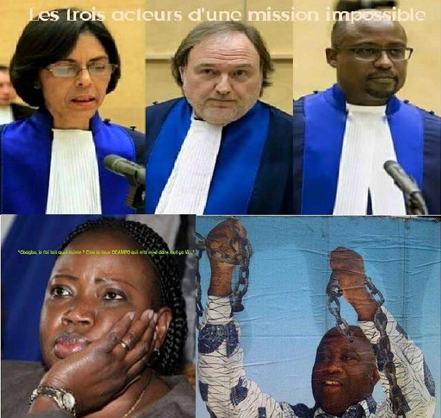 CPI: Suite du procès Procureur contre Laurent Gbagbo,  Regard d'un juriste