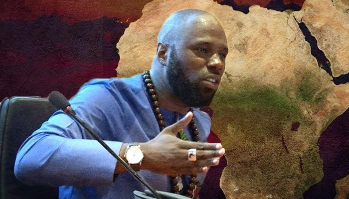 KÉMI SÉBA: «POUR UNE AFRIQUE PUISSANTE ET SOUVERAINE»