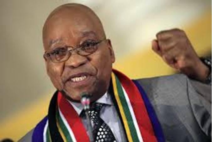 CPI: L'AFRIQUE DU SUD de ZUMA se retire après le Burundi