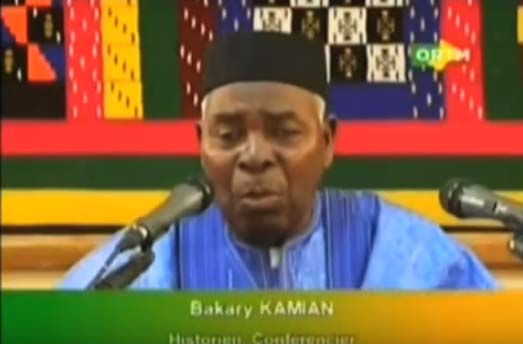 Report of a conference of Mali historians discussing the historical non-existence of Azawad.