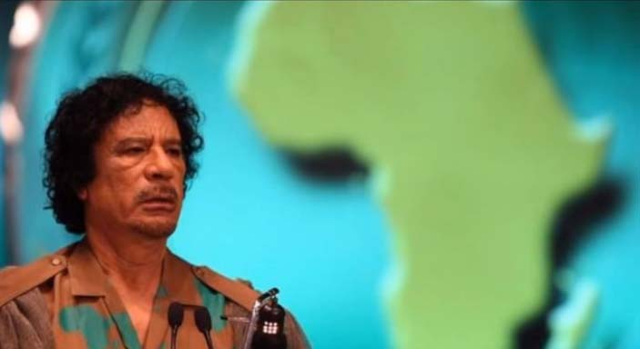 Les vraies raisons de l'assassinat du guide libyen Kadhafi
